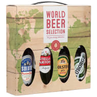 World Beer Selection Gift Set