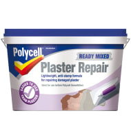 Polycell Ready Mixed Plaster Repair 2.5L