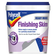 Polycell Ready Mixed Finishing Skim 1L