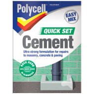 Polycell Easy Mix Quick Set Cement 2kg