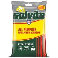 Solvite All Purpose Wallpaper Adhesive - 10pk