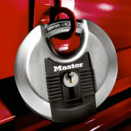 Master Lock Excell Round Padlock 70mm