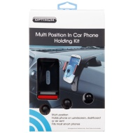 Optimum Multi Position In Car Phone Holding Kit