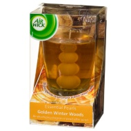 Air Wick Essential Pearls Candle - Golden Winter Woods