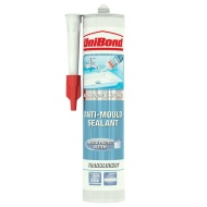 Unibond Anti-Mould Kitchen & Bathroom Sealant - Translucent