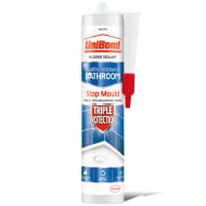 UniBond Triple Protect Anti Mould Sealant Cartridge - White