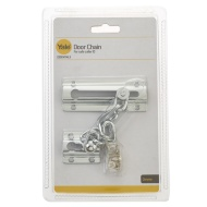 Yale Door Chain - Chrome
