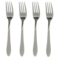 Stainless Steel Forks 4pk
