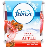 Febreze Candle 100g - Spiced Apple