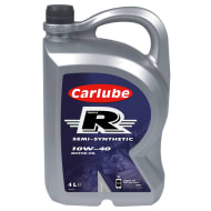 Carlube Triple R 10W-40 Semi-Synthetic Motor Oil 4L