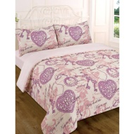 Sweet Dreams Vintage Complete Duvet Set - King