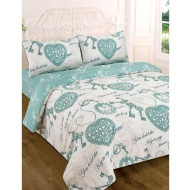 Sweet Dreams Vintage Complete Duvet Set - Double