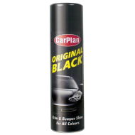 CarPlan Original Black Silicone Spray 500ml