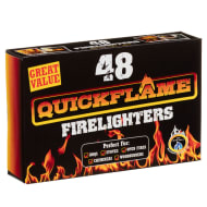 Quickflame Firelighters 48pk