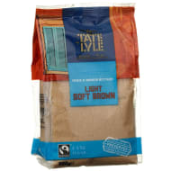 Tate & Lyle Fairtrade Light Brown Sugar 500g