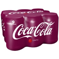 Cherry Coke 9 x 330ml