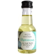 Betty Winters Moroccan Almond Extract 38ml