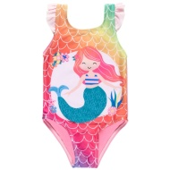 Girls Swimsuit - Mermaid