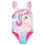 Girls Swimsuit - Unicorn