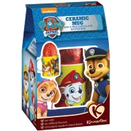 Paw Patrol Mug & Milk Chocolate Easter Egg