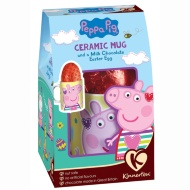 Peppa Pig Mug & Milk Chocolate Easter Egg