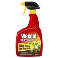 Weedol Rootkill Plus Weedkiller 1L