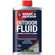 Spear & Jackson Outdoor Fluid 1L
