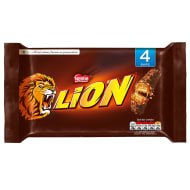 Nestle Lion Bar 4pk