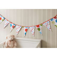 Decorative Nursery Bunting 2m