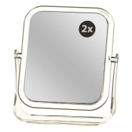 Small Cosmetic Mirror with Stand