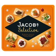 Jacob's Biscuts for Cheese Selection 900g