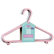 Children's Clothes Hangers 10pk