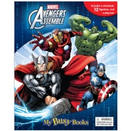 Marvel Avengers - My Busy Book