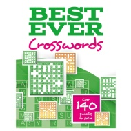 Best Ever Crossword Teasers Book