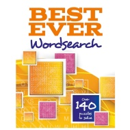 Best Ever Wordsearch Teasers Book