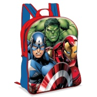 3D Marvel School Backpack - Avengers