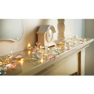 30 LED Luxury Jewel Lights - Pastel