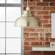 Oslo Metallic Pendant Light Shade