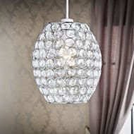 Verona Oval Pendant Light Shade