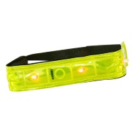 Ultra Cycle 4 LED Reflective Arm Band