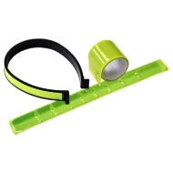 Ultra Cycle Hi-Vis Armbands & Clip