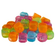 Reusable Ice Cubes 60pk - Multi