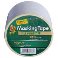 Duck Masking Tape 25mm x 25m 3pk