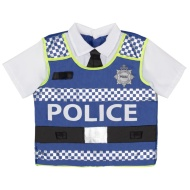 Police Officer Dress-Up Age 7-9