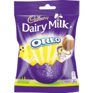 Cadbury Dairy Milk Mini Oreo Eggs 82g