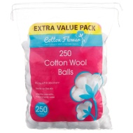 Cotton Wool Balls 250pk