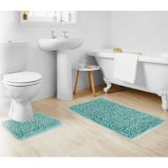 Beldray Memory Foam Bath Set 2pc