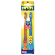 Firefly Light Up Timer Toothbrush 2pk