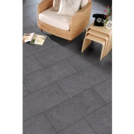 Brightstone Slate Effect Laminate Flooring 2.52sqm Pack