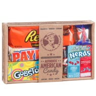Authentic American Candy Hamper
